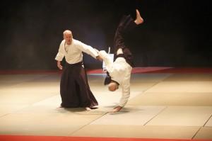 Aikitaï: pratique à main nue